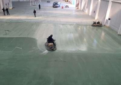 Concria Fast Power Trowel polished concrete system No1Equal