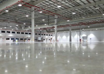 polished concrete fast floor